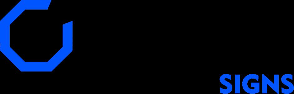 Octagon Signs Logo